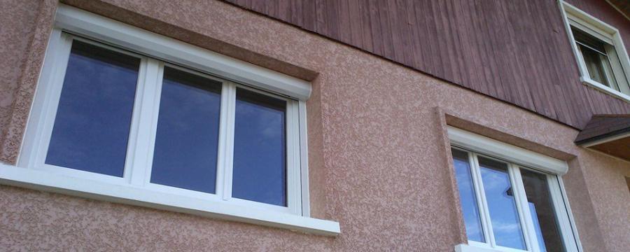 Pose de fenêtres en Haute-Savoie