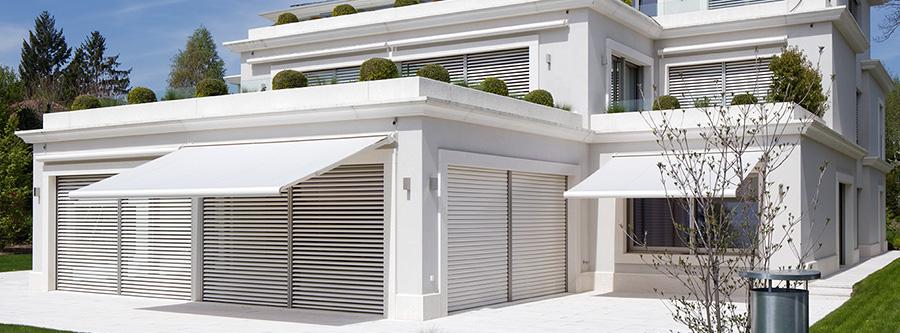 Choisir un store de terrasse