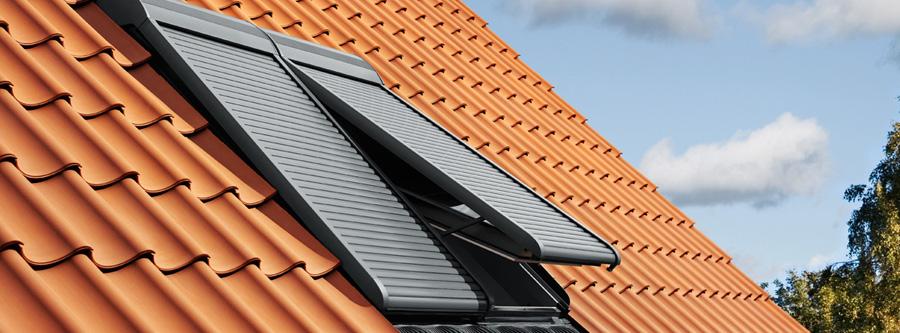 Choisir un volet roulant pour fenêtre de toit